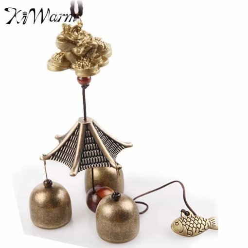 Hanging Wind Chime for Luck and Fortune