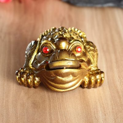 Feng Shui Three Legged Money Frog