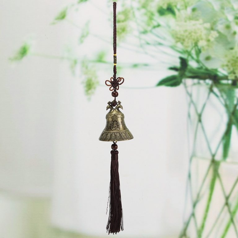 Chinese Feng Shui Dragon Hanging Wind Chimes
