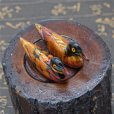 Mandarin Ducks Feng Shui- 2 Pcs Chopstick Holders