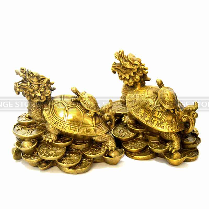 Dragon Turtles feng shui